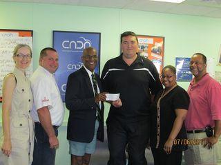 July 23 2011 CADA Donation