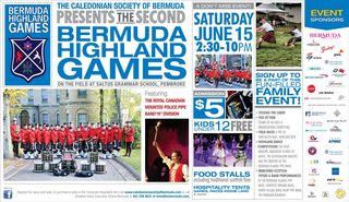 3Final Bermuda Highland Games Flyer